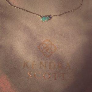 Kendra Scott Jayde Blue opal necklace ✨